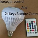 Bulb with Remote Control
