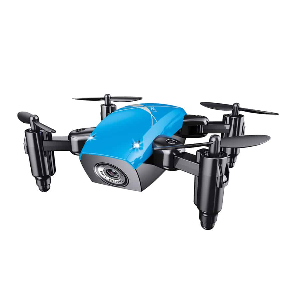 10 Mini Drones With Hd Camera For Cheap Price: S9HW Mini Drone With HD Camera
