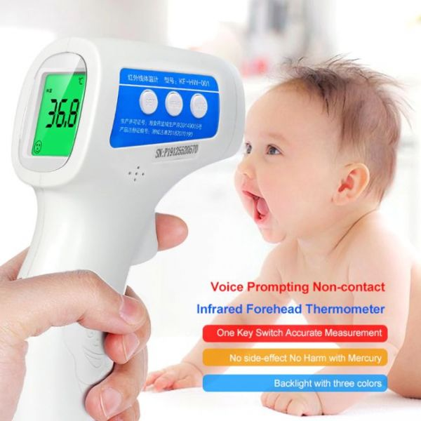 digital thermometer non contact