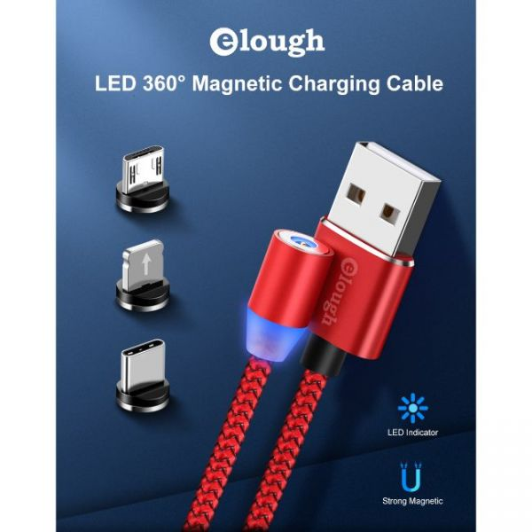 Magnetic Charge Micro USB
