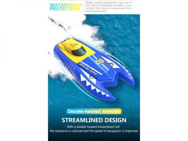 rc speed boat waterproof