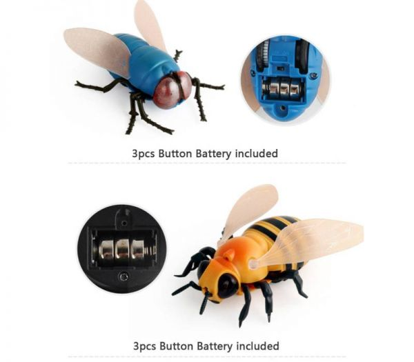 rc insects battery