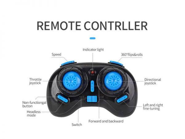 jjrc h36f remote controller