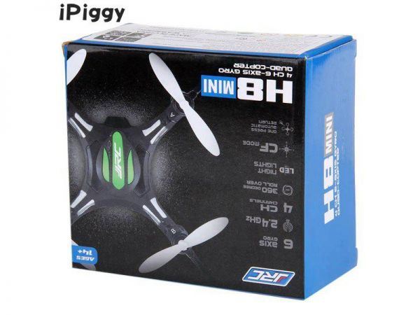 jjrc h8 drone package