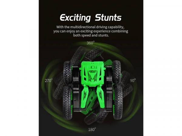 jjrc q71 stunt car exciting stunts
