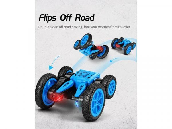 jjrc q71 stunt car flip offs