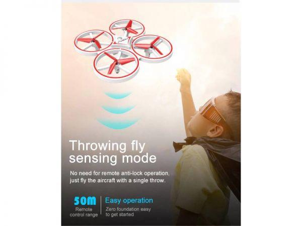 smart watch UFO drone - fly sensing