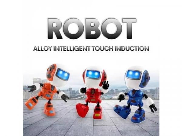 q2 educational robot touch induction