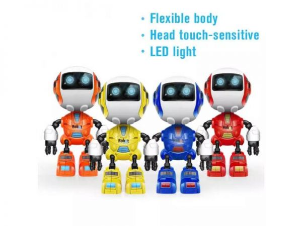 q2 educational robot flexible body