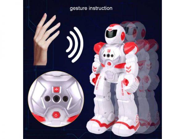 gesture sensor robot