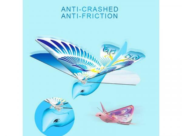 rc swallow bird anti-crash