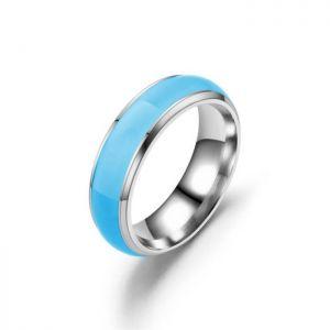 glow ring light blue