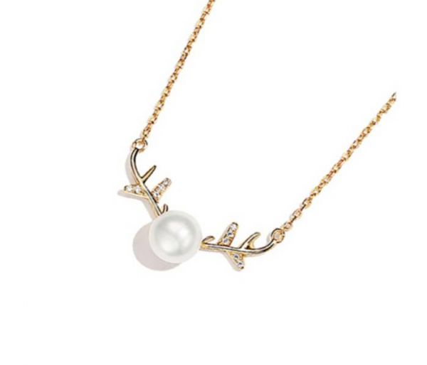 uv pearl necklace