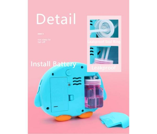 animal bubble camera batteries