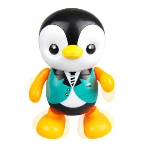 music dancing penguin toy