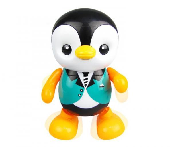 music dancing penguin toy