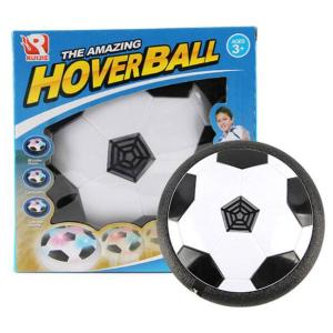 levitating soccer disc with lights