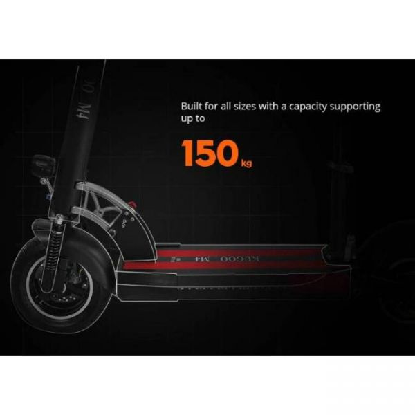 KUGOO M4 E-Scooter - Huge Capacity