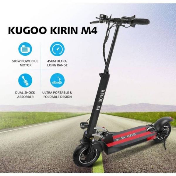 KUGOO M4 E-Scooter - Specifications