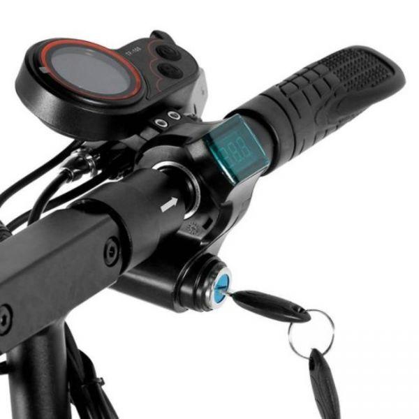 KUGOO M4 E-Scooter - multi task steering
