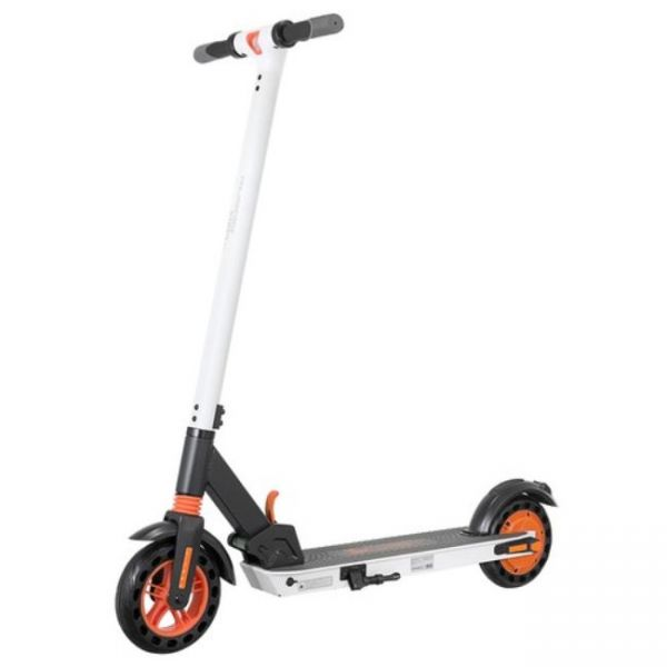 Kugoo S1 Kirin Electric Scooter- white edition