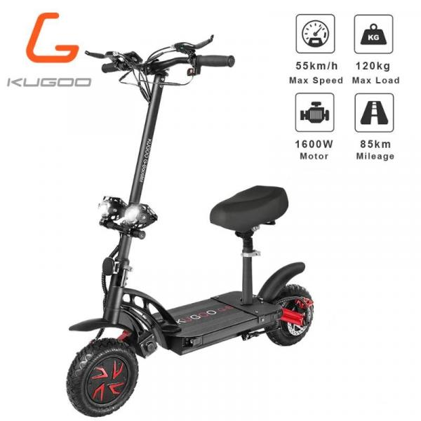 KUGOO G-BOOSTER Folding Electric Scooter - Accessories