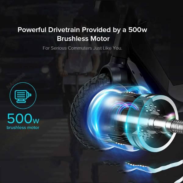 KUGOO G MAX E-Scooter Powerfull Motor