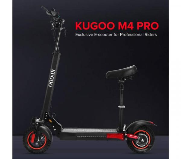 Kugoo M4 Pro E-Scooter - Specifications