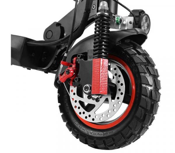 Kugoo M4 Pro E-Scooter - brakes