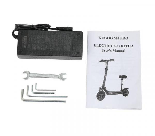 Kugoo M4 Pro E-Scooter - manual
