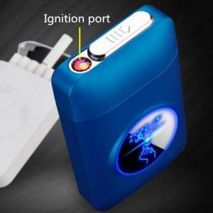 Touch USB Sensor Light with Cigarette Box - Igintion
