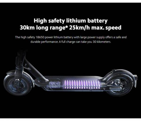 Xiaomi Mi 1S E-Scooter power lithium battery