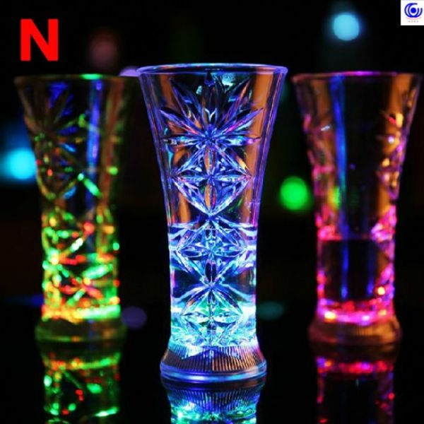 LED Automatic Flashing Cup - Product versions