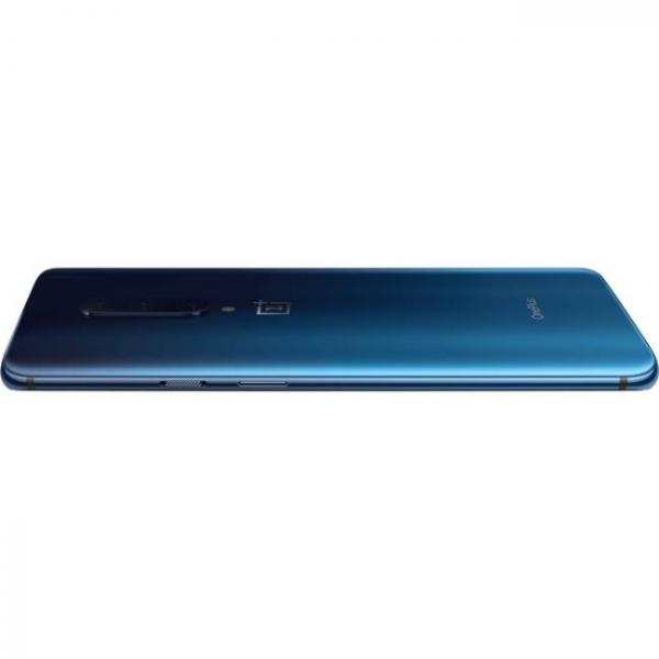 One Plus 7 Pro 256 Gb SmartPhone Second Handed- Side View