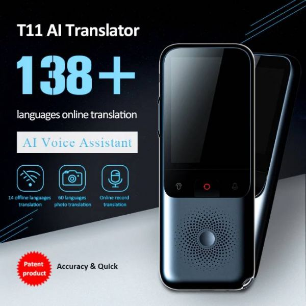 138 Languages Real Time translator - Specifications