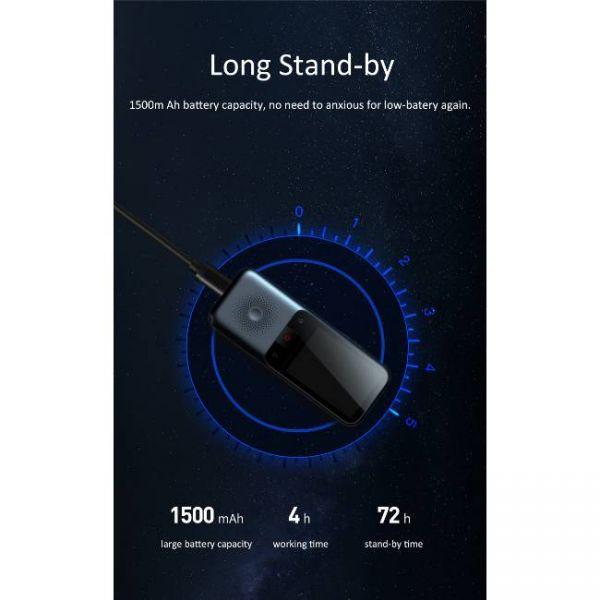 138 Languages Real Time translator - Large Battery Capacity