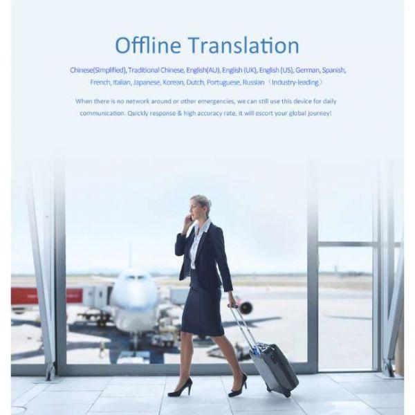 138 Languages Real Time translator - Offline translations