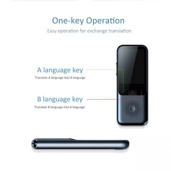 138 Languages Real Time translator - Language Keys
