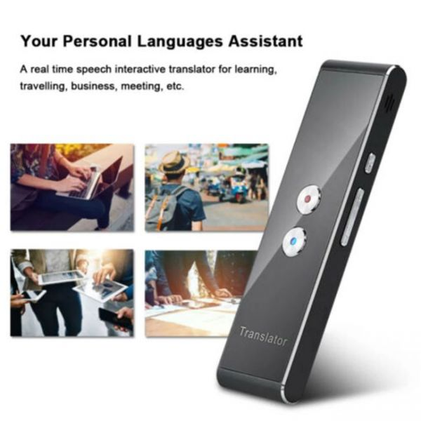 40 languages Real TIme Voice Translator - Features