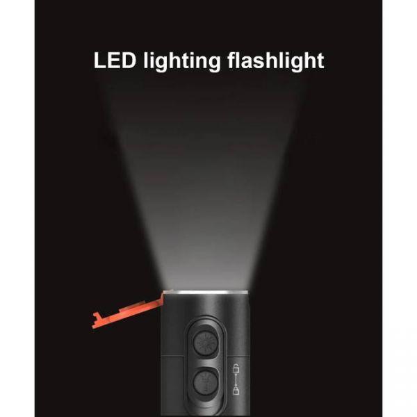Laser Pointer Visual Fault Locator with LED FLashlight