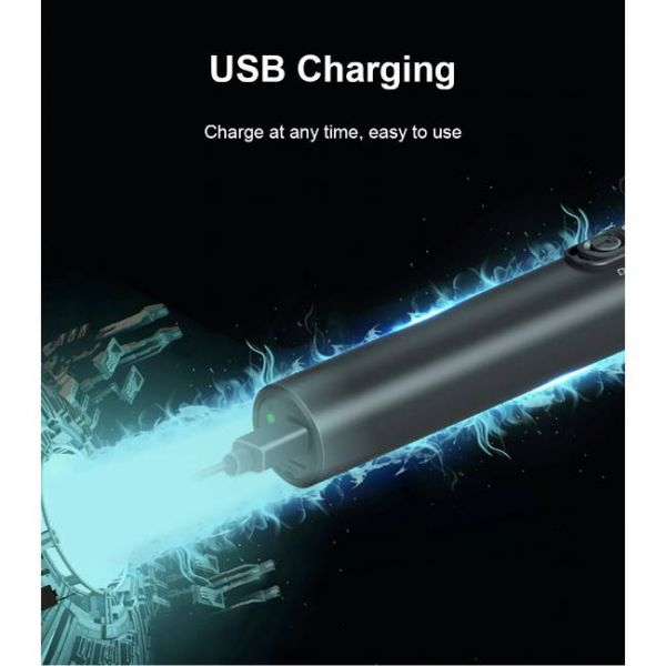 Laser Pointer Visual Fault Locator charged by USB