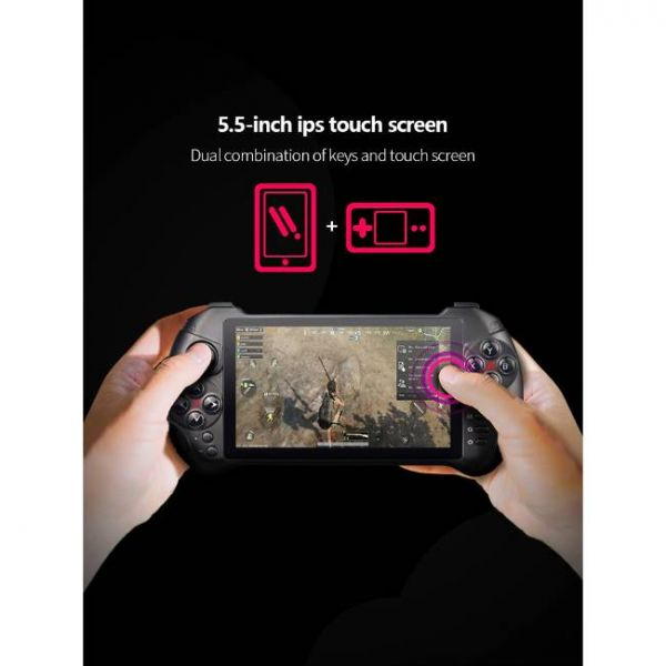 5.5 Inches Android Handheld Game Console with big screen