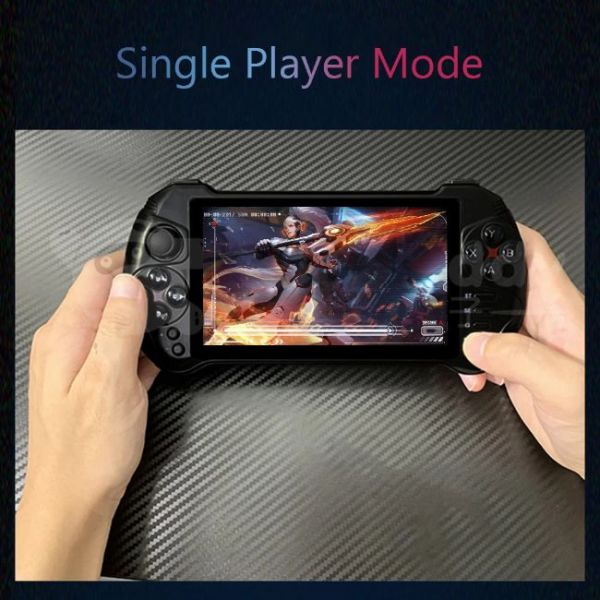 5.5 Inches Android Handheld Game Console - Single or multplayer mode