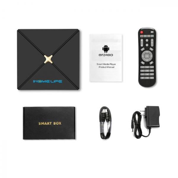 YSE IHOMELIFE TV Box what package contains