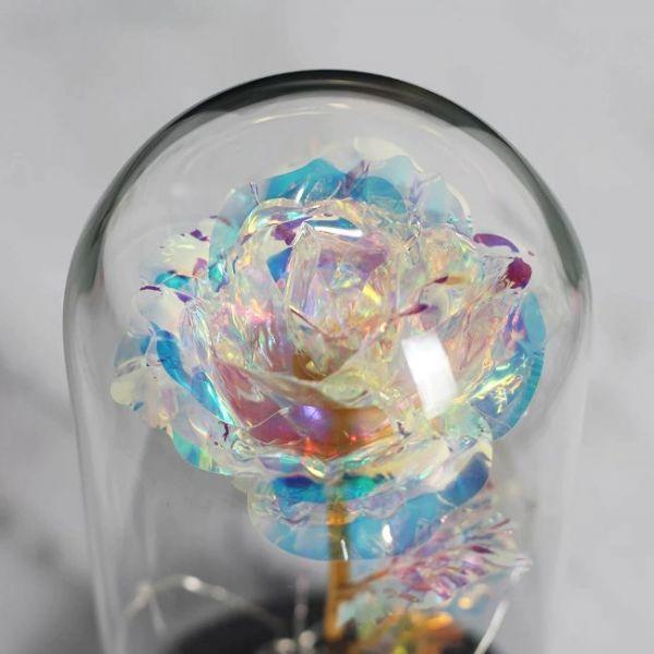 rose led flashing lamp - details of product