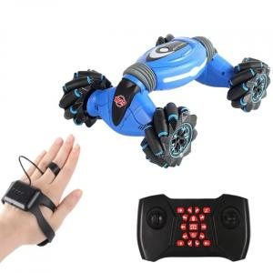 Car that deforms and moves by hand gestures