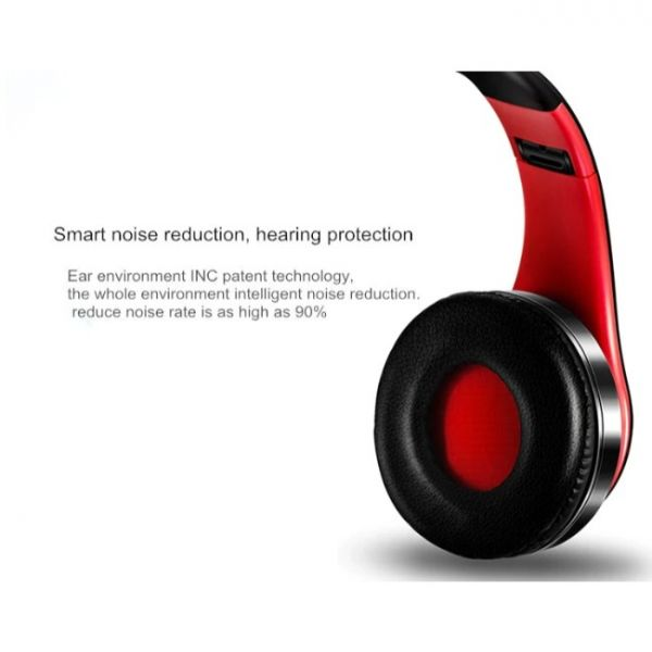 wireless earphones with crystal sound and noise reduction features