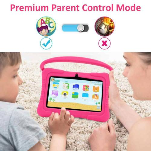 Kids tablet that parents can control easily