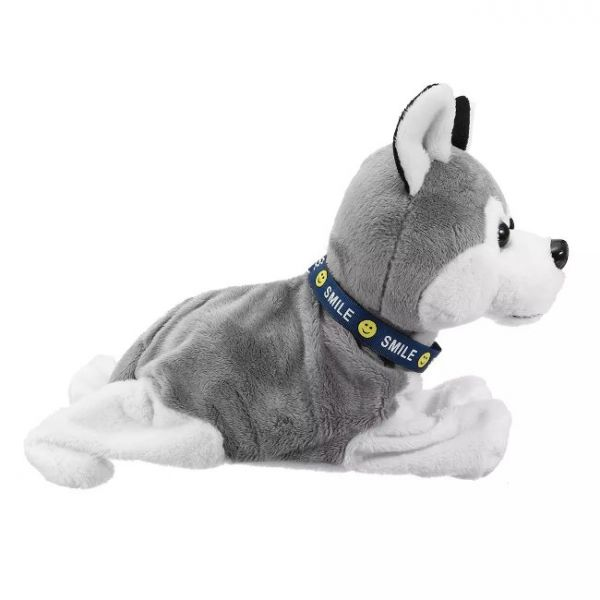 Smart dog toy that interacts with sound - resting mode