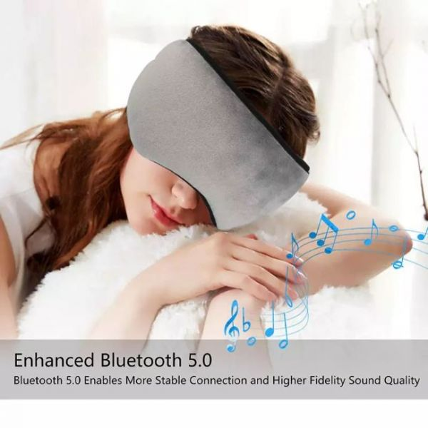 wireless sleeping eye mask with soft music